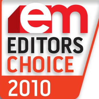 Aether Wins the 2010 EM Editor's Choice!